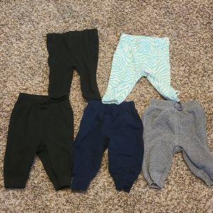 Newborn Pants Lot Baby Girl/Baby Boy